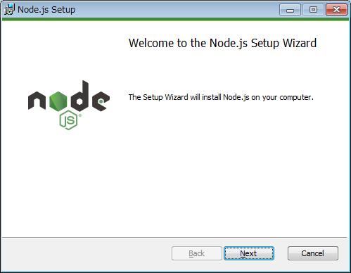 node.jsのダイアログ
