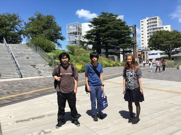 スーパーコン2018 本選に参加したN高の生徒たち